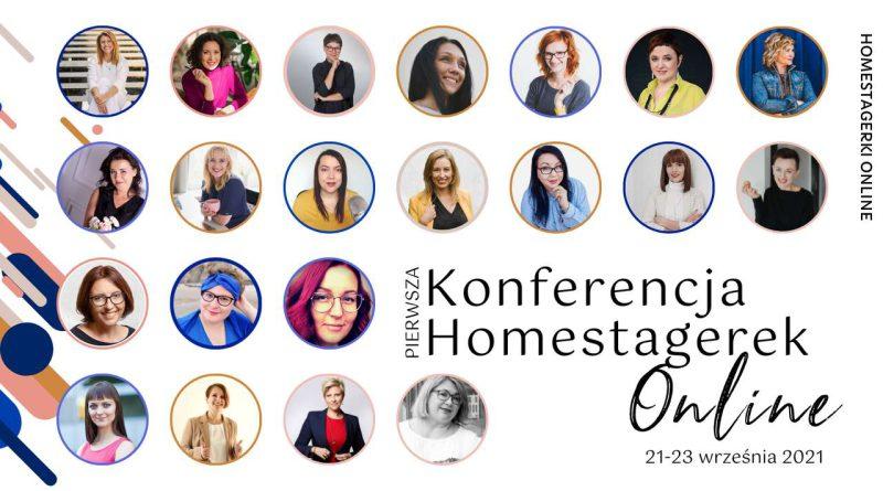 I Konferencja Homestagerek online
