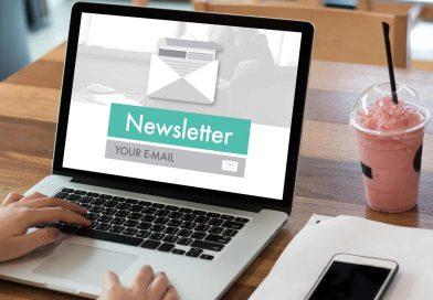 MailerLite newsletter